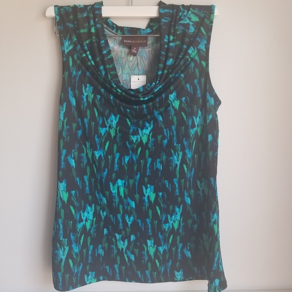 Dana Buchman Tops - NWT Dana Buchman small tank top blouse new
